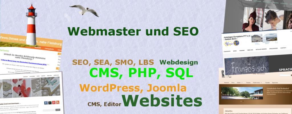 Webmaster und SEO - webmaster-seo.de
