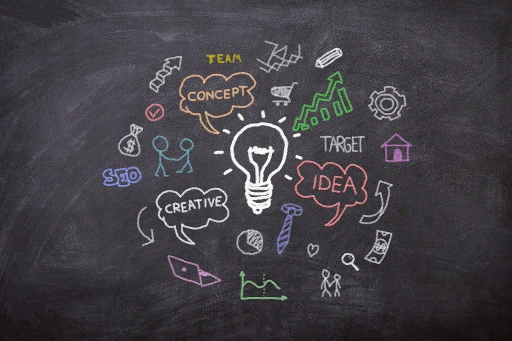 4 Schwerpunkte, die eine Fortbildung zum Online Marketing-Manager bieten sollte (Quelle: athree23, pixabay.com)