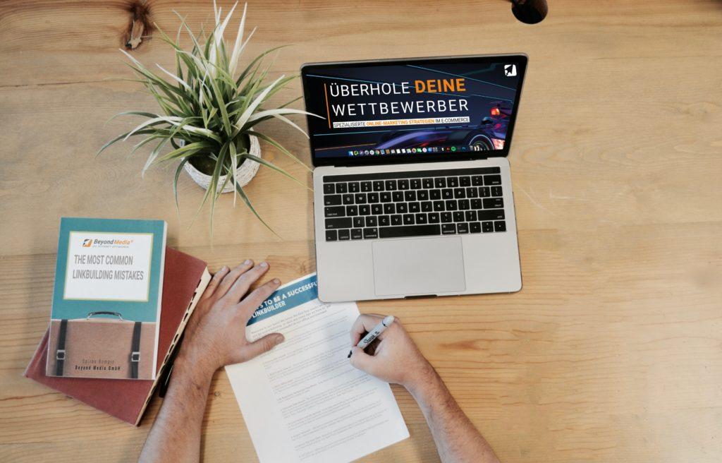 Beyond Media - Linkbuilding mistakes