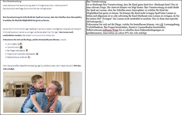 Kundenfreundliche Blogartikel - Schreibanleitung - Webmaster und SEO