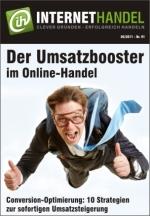 INTERNETHANDEL: Conversion-Optimierung - Umsatzbooster im Online-Handel - Webmaster und SEO