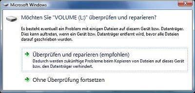 Stick Warnung bei Windows 7 abschalten 3